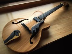 Nishgaki Guitars | Arcus Thinbody Archtop
