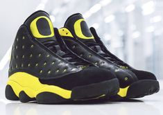 fe9711b5c294 Air Jordan 13 PE for Oregon Ducks Track and Field Oregon Track And Field,  Sneaker