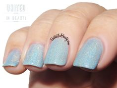 Model City Polish You Blue Me Away BN $6 shipped