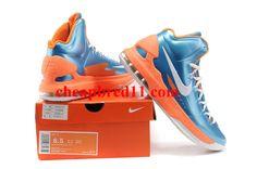Nike KD V DarkTurquoise Silver Team Orange