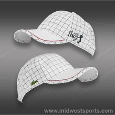 Lacoste Roddick Sport Hat - makes a great gift for the boys! Alex