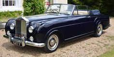 1959 Drophead Coupé by H.J. Mulliner (chassis SKG31, body 6192, design 7410)