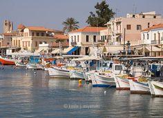 Aegina Port. Walking Athens app, Aegina - r.28 (Download for FREE)