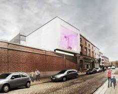 Afbeeldingsresultaat voor Maison du Design MONS Extension, Architecture, Design, Centre, Buildings, Contemporary, Home, Projects, Arquitetura