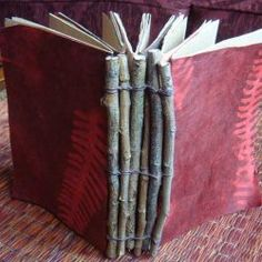 MANY Bookbinding Techniques, Ideas & Inspiration   Creative Ways to Make a Journal