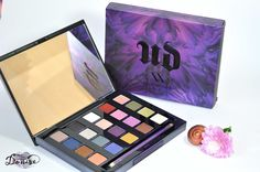 urban decay xx vice ltd reloaded, eyeshadow palette, limited, beauty blogger, blog, make up