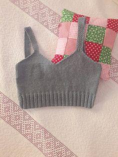 Handmade knitted top 40%milk silk 60%cotton