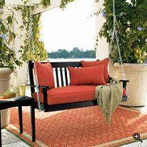 Savannah Porch Swing