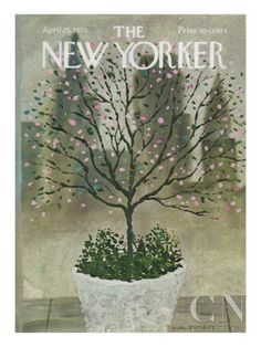 The New Yorker Cover - April 25, 1970 Premium Giclee Print