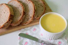 easy home-made clarified butter