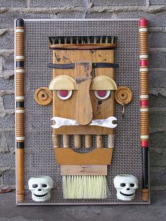 witch doctor pepper by whimsical rubbish, via Flickr