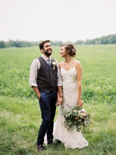 Weddings are all about special moments, and this rustic affairis full of them. From the Bride and Groom's sharing sweet love letters to each other before their first look to her Grandfather's toast to his wife of 60 years and love