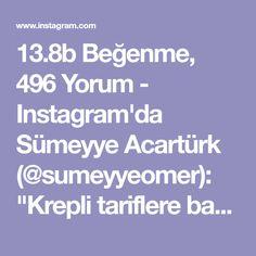 """13.8b Beğenme, 496 Yorum - Instagram'da Sümeyye Acartürk (@sumeyyeomer): """"Krepli tariflere bayılıyorum😍 Yumuşacık oluyor. İç harcı ve beşameliyle tam bir ana yemek. Sunumu…"""" White Bunnies, Food And Drink, Instagram Posts, Allah, Youtube, Brownie, Kebabs, Waffle, Istanbul"""