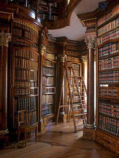 Belle bibliothèque