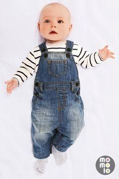 www.momolo.com #kids #dress #modainfantil #fashionkids #childrensfashion #childrens #niños #kids #streetstyle #denim Look de Next | MOMOLO Street Style Kids :: La primera red social de Moda Infantil