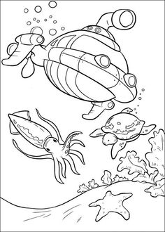find this pin and more on little einsteins coloring pages by wandakelly0580