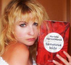 Markéta Harasimová, Sametová kůže. Novinka 2014, krimi román.