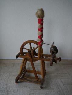 Altes Spinnrad in Köln - Lindenthal | Kunst und Antiquitäten gebraucht kaufen | eBay Kleinanzeigen