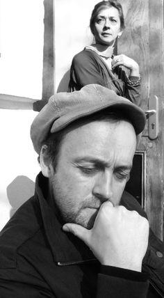 Picador Guest Professor 2007 James Hopkin, photo in Berlin by James Howard