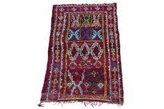 #Vintage Boujad Carpet | Vinterior London  #design #homedecor #interiors #home #furnishings