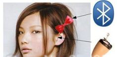 Spy Bluetooth hair clip earpiece play important roll to detect sound and disclose the secretes. Bluetooth hair clip made for especially for women/girl because these day girls play effective roll. This device originally developed for security purpose but this time it generally used openly for publicity.