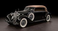 1938 Mercedes-Benz Typ 320  - 320 Cabriolet D
