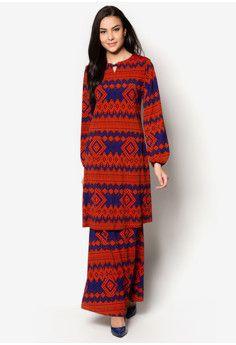 18 Best Baju Kurung Collection images  453f925443