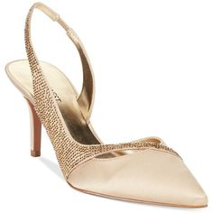 Nine West Kowder2 Mid-Heel Evening Pumps and other apparel, accessories and trends. Browse and shop 1 related looks.