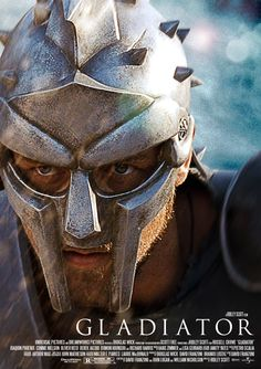 Gladiator by Damon Cassaro, via Behance