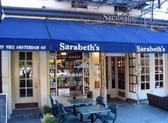 Sunday brunch at Sarabeth's on the Upper West Side.  Rent-Direct.com - No Fee Apartment Rentals in New York City