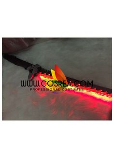 Item Detail Overwatch Genji Color Changable LED Cosplay Prop Includes - Gun Prop Important Information: Primary Material - EVA, PVC, Light Wood Safety - All props are made with convention/event safe m
