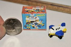 Dollhouse Miniature Toy Game Boxes Fisher by Purpose4Everything