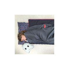 Sac à dodo - Le sac de couchage original et design pour enfant. Créations textiles bretonnes, Le Petit M, sur Tipiyou
