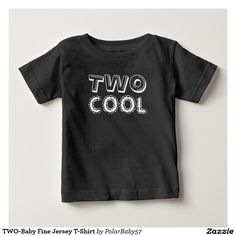 TWO-Baby Fine Jersey T-Shirt