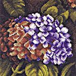 Hydrangea - cross stitch kit by Thea Gouverneur - A close up picture of this lovely flowering garden shrub with the large flower heads. Garden Shrubs, Close Up Pictures, Stitch Kit, Large Flowers, Hydrangea, Cross Stitch, Prints, Punto De Cruz, Seed Stitch