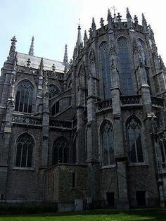 Sint-Petrus-and-Paulus Church. aka saint peter and paul church one of the great mason church's