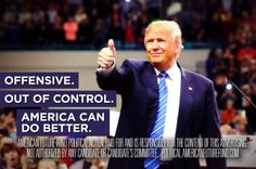 @AmFutureFund @realDonaldTrump The Best Words. OFFENSIVE. OUT OF CONTROL. AMERICA CAN DO BETTER. http://lybio.net/american-future-fund-political-action-donald-trump-the-best-words/nonprofits-activism/