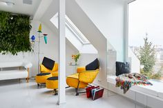 Merveilleux At The Heart Of Historic Budapest, A Boldly Modern Overhaul Breaks With  Tradition In A