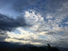 Clouds, Outdoor, Barichara, Colombia, The Great Outdoors, Outdoors