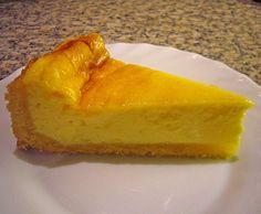 Rezept Rahmkuchen sehr fein! von Lisa.K. - Rezept der Kategorie Backen süß