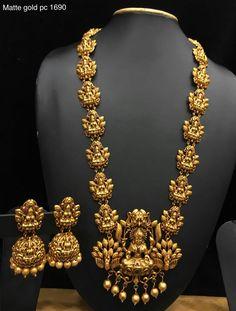Most demanded lakshmi haram For orders WhatsApp at +919445175609