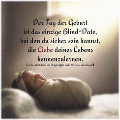 Der Tag der Geburt ist das einzige Blind-Date, bei dem du sicher sein kannst, di… – AnneDemling - J. K. - #AnneDemling #bei #BlindDate #Das #dem #der #Di #du #einzige #GEBURT #ist #kannst #sein #sicher #Tag