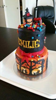 St. Maartin cake