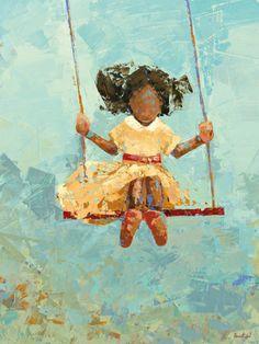 Becky Kinkead http://www.art.com/products/p11476190780-sa-i6177599/becky-kinkead-swing-no-11.htm?sorig=cat=1909=1909=aca1eecbe65948618a4dbf844bb8f25c=african+american