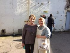 mrs hughes and mrs patmore