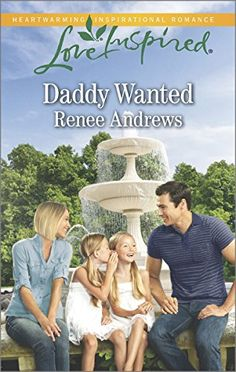 Daddy Wanted (Love Inspired) by [Andrews, Renee]