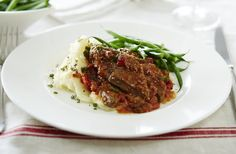 Liver and onion casserole with pancetta.Lamb liver is the most popular. Beef liver has a very strong flavour. In US try calves liver