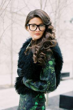 Peony Lim wearing Isolda (Vanessa Jackman) #nyfw #streetstyle