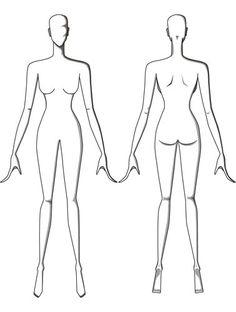 croquis female
