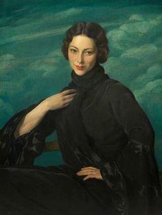 ~ Herbert James Gunn ~ Scottish artist 1893-1964